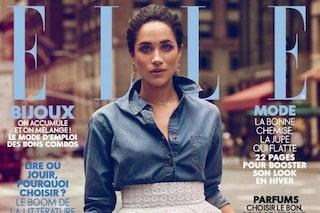 Meghan Markle posa in copertina ma non ha più le lentiggini: la foto è stata ritoccata?