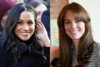 Il primo Natale con la Royal Family di Meghan Markle: ecco cosa ha fatto infuriare Kate