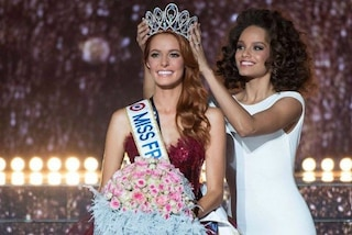 Maeva Coucke, la nuova Miss Francia dai capelli rossi che sogna di diventare avvocato