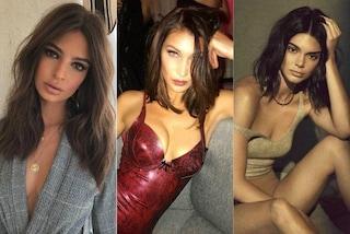 Da Kendall Jenner a Bella Hadid: le modelle più seguite su Instagram nel 2017