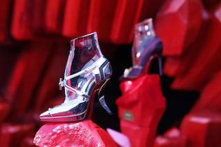 Le scarpe Louboutin diventano un ologramma con la linea dedicata alle eroine di Star Wars
