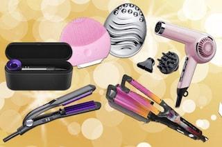 Dalla piastra alla spazzola sonica : 10 accessori beauty tech da mettere sotto l'albero