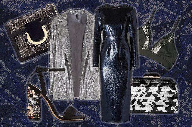 tracolla Ferragamo, sandali Aldo Shoes, giacca Imperial, abito Diane Von Furstenberg, top Oysho, clutch Jimmy Choo