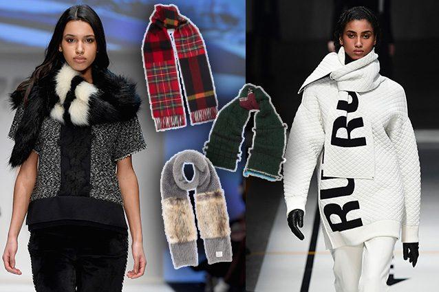 rivenditore di vendita d376c 96267 6 modi originali per indossare la sciarpa quest'inverno