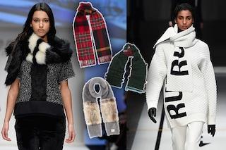 6 modi originali per indossare la sciarpa quest'inverno