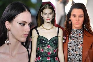 7 tendenze beauty per il 2018: eye liner, rossetto rosso e illuminanti