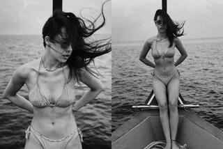 Il 2018 di Aurora Ramazzotti: la figlia di Michelle comincia l'anno in bikini