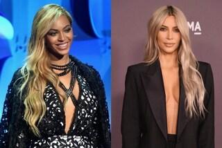 Un bracciale da quasi 17mila euro: il regalo di Beyoncé per la figlia di Kim Kardashian