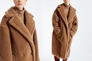 Cappotto Teddy bear, il più trendy (e caldo) dell'inverno 2018