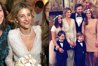 Il matrimonio di Carlo Cracco e Rosa Fanti, la sposa come Marylin: ecco l'abito strappato