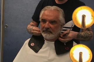 Flavio Briatore cambia look: ecco il nuovo taglio di capelli dell'imprenditore