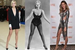 Da Tina Turner a Gisele: le gambe più belle della storia