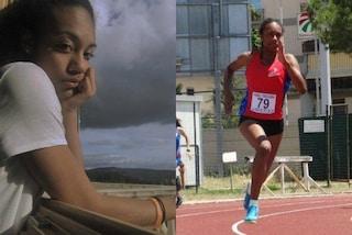 Larissa, la figlia di Fiona May è cresciuta ed è già una campionessa