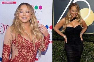 Mariah Carey di nuovo in forma: le foto prima e dopo della cantante