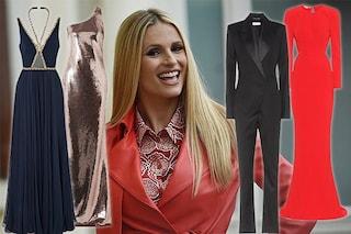Cosa indosserà Michelle Hunziker a Sanremo 2018?