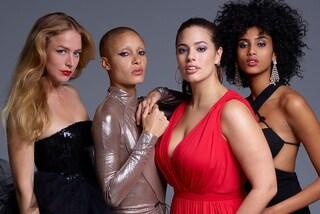 Donne curvy e con capelli rasati: la rivoluzionaria campagna esalta la bellezza femminile