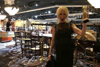 La Kidman debutta su Instagram: la prima foto con il Golden Globe vinto per Big Little Lies