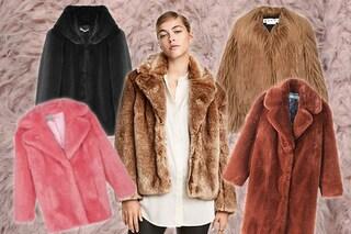 Pellicce finte, ora sono di moda: 6 modelli eco da aver nel guardaroba