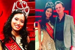 Miss Belgio è di origini filippine, viene travolta da insulti razzisti sul web