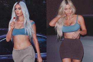 Paris Hilton si trasforma in Kim Kardashion, ecco perché