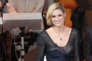 I look di Michelle Hunziker per la terza serata di Sanremo 2018