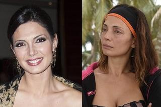 Alessia Mancini senza trucco all'Isola dei Famosi: com'è l'ex velina al naturale