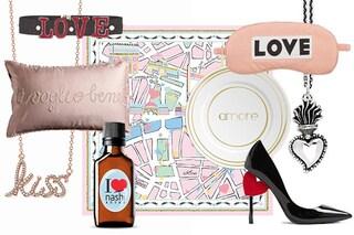 """Cuori e... """"Love"""": i regali più romantici e originali per San Valentino 2018"""
