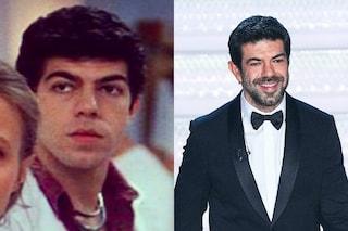 Pierfrancesco Favino ieri e oggi: com'è cambiato l'attore che presenta Sanremo