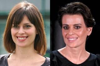 """Claudia Pandolfi da """"Un medico in famiglia"""" a Sanremo: com'è cambiata l'attrice"""