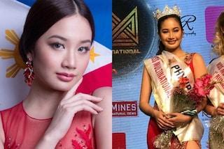 Sophia Senoron, la prima Miss Multinational della storia è filippina