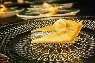 Torta trasparente di zucca: il dolce che sta facendo impazzire il web