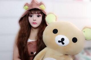 """Alice, la studentessa che vive come una bambola: """"Mi hanno paragonata a un mostro"""""""