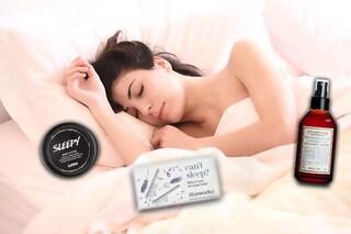 7 prodotti beauty per dormire meglio