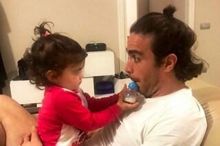 Federica Nargi condivide la dolce foto di famiglia: Alessandro Matri è un perfetto papà