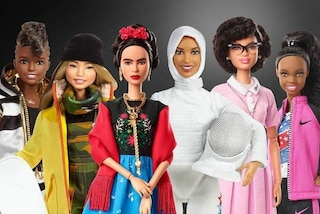 Da Frida Kahlo ad Ashley Graham: le nuove Barbie per l'8 marzo sono donne di successo