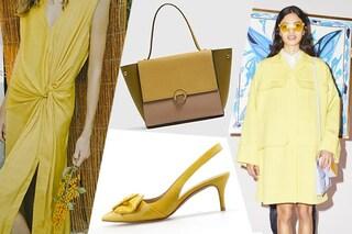 Voglia di giallo: look vitamici per la Festa della Donna (aspettando la primavera)
