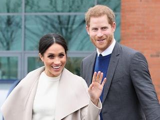Il matrimonio sfarzoso del principe Henry e Meghan Markle: costerà 35 milioni di euro