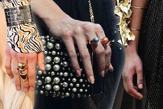 Il ritorno delle unghie nude: la tendenza della Parigi Fashion Week