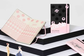 """Moleskine celebra il compleanno di Barbie con una collezione """"in rosa"""""""