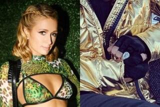 Paris Hilton scatenata in discoteca: perde l'anello di fidanzamento mentre balla