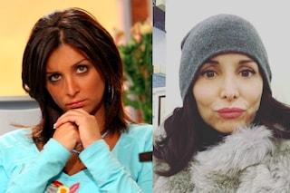 Da corteggiatrice a mamma: com'è cambiato lo stile di Alessandra Pierelli
