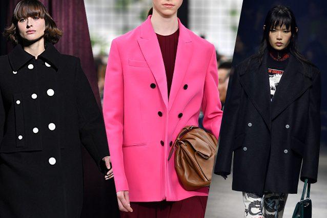 da sinistra Givenchy, Valentino, Kenzo