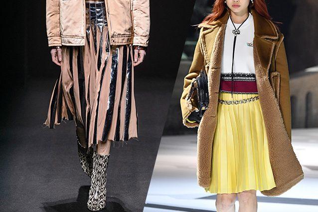 da sinistra DROMe, Louis Vuitton