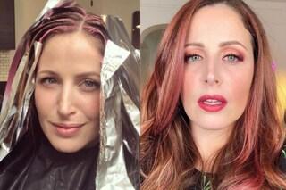 Capelli rosa, la tendenza per i capelli della primavera