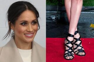 Da Meghan Markle a Kate Middleton, cosa dicono i piedi reali a proposito di personalità?