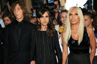 Allegra nell'azienda di Gianni, Daniel rock star: chi sono i figli di Donatella Versace