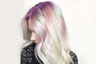 Gem roots, le radici dei capelli si colorano con le sfumature delle pietre preziose