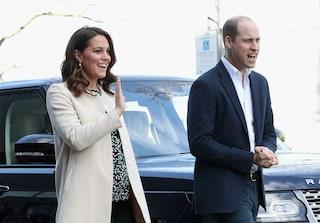 E' nato il terzo Royal Baby: ecco come sceglieranno il nome William e Kate