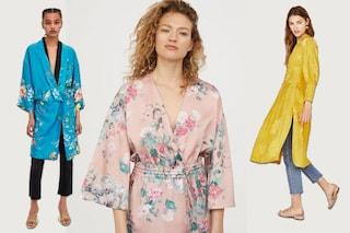Tendenza kimono: come indossare e a chi sta bene il capo per la primavera estate 2018
