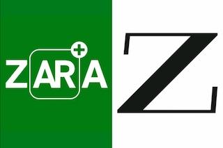 Zara cambia logo sui social ma è solo un'idea per lanciare la nuova app